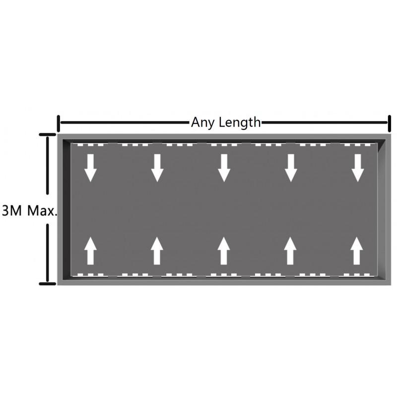 Double Sided Lightbox Led Module 6w