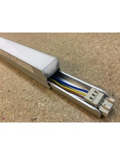 Linkable LED Linear Trunking Light