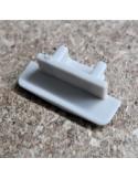 Closed End Cap for HL-ALU001 (Slim Recessed LED profile extrusion)
