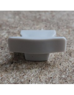 Closed End Cap for HL-ALU003 (Recessed LED Profile Extrusion)