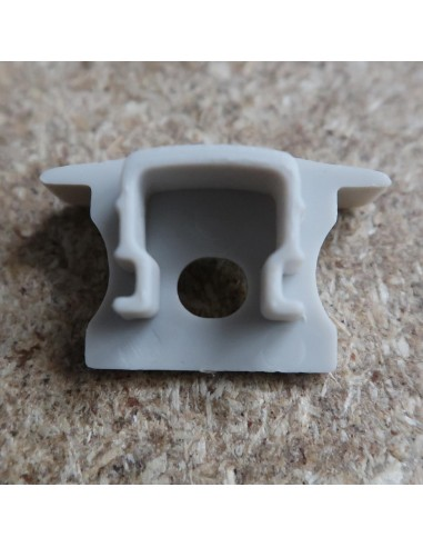 Open End Cap for HL-ALU003 (Recessed LED Profile Extrusion)