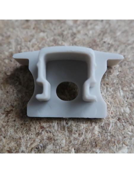 Öffnen Endkappe für HL-ALU003 (Vertieft LED Profil Extrusion)