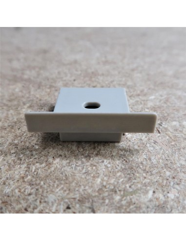 Öffnen Endkappe for HL-ALU085 (Vertieft LED Profil Extrusion)