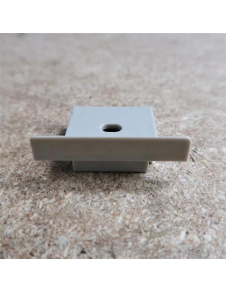 Öffnen Endkappe für HL-ALU085 (Vertieft LED Profil Extrusion)