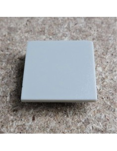 Closed End Cap for HL-ALU086 (Trimless Recessed LED Profile Extrusion)
