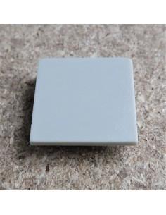 Geschlossen Endkappe for HL-ALU086 (Trimless Vertieft LED Profil Extrusion)