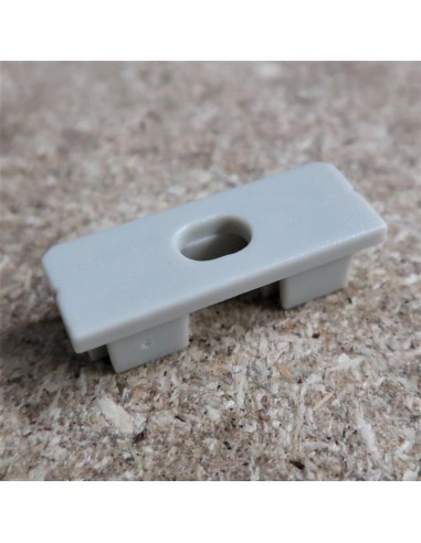 Open End Cap for HL-ALU087 (Trimless Recessed LED Profile Extrusion)
