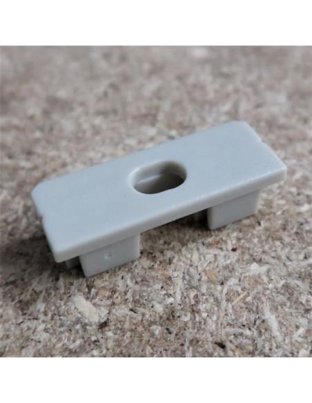 Öffnen Endkappe für HL-ALU087 (Trimless Vertieft LED Profil Extrusion)