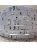 RGB LED-Streifen 24V-7,2W/m- IP00-SMD5050