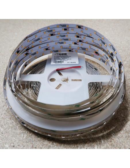 Warmweißer LED-Streifen 24V Konstantstrom -14,4W/m- IP00-CRI80-10m Rolle