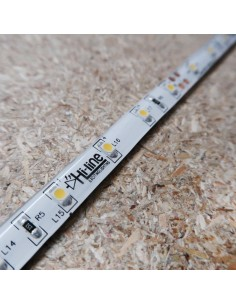 Natural White LED Strip 24V 4.8W/m IP65 CRI80 SMD3528