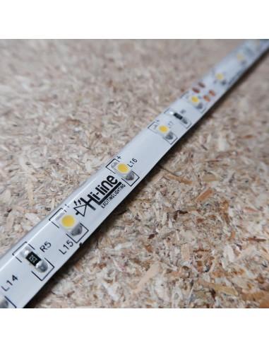 Naturweißer LED Streifen 24V 4,8 W/m IP65 CRI80 SMD3528