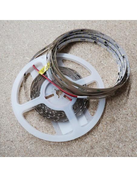 10m rolle Kaltweißer LED-Streifen 24V 14,4W/m IP00 CRI80 SMD2835