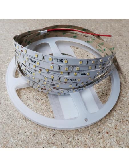 Cool White LED Strip 24V-14.4W/m- IP00-CRI90-SMD2835