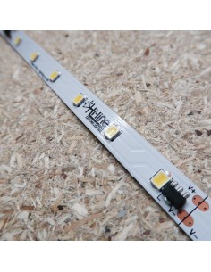 Natural White LED Strip 24V Constant Current-14.4W/m-IP00-CRI80-SMD2835
