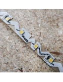 Bendable Natural White LED strip 24V-14.4W/m- IP65-PU Nano-CRI80-SMD2835