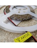 Bendable Cool White LED strip 24V-14.4W/m- IP65-PU Nano-CRI80-SMD2835