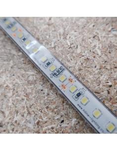 IP68 LED Streifen kaltweiß 24V 28.8W/m CRI80 SMD2835