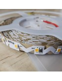 14.4W bendable led strip warm white