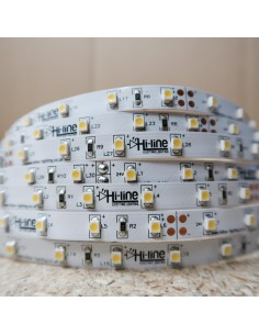 4000K LED Strip 4.8W per meter 24 Volts SMD3528
