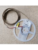 Cool White LED Strip 24V-14.4W/m- IP00-CRI80-SMD2835