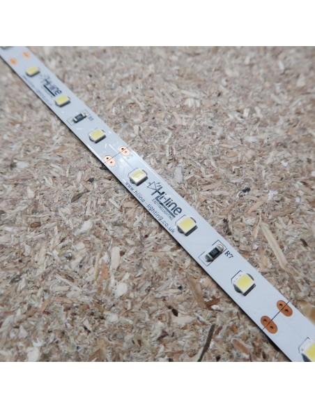 Kaltweißer LED-Streifen 24V-14,4W/m- IP00-CRI80-SMD2835