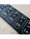 LED strip 5 zones RF Remote control