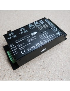 DMX512 controller 5 channels RDM