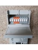 DMX RGBW LED CONTROLLER