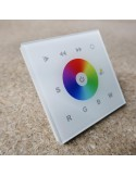 Touch RGBW LED controller PWM output