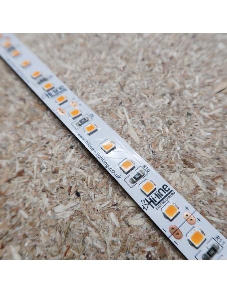 Warm White LED Strip 24V-28.8W/m- IP00-CRI90-SMD2835
