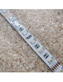 RGBW LED Strip (RGB+NW) 24V-14.4W/m- IP65-CRI80-12mm/2oz PCB-5m Roll