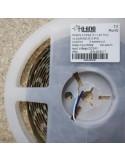 14,4W/m 24V RGB+KW IP00 CRI80 LED-Streifen 5m Rolle 12mm/2 oz pcb