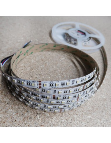 RGBW quad chip LED strip led tape