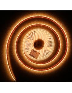 RGBW LED-Streifen (RGB+WW) 24V-14,4W/m- IP68-PU-CRI80-SMD5050