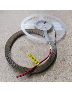 Cool White LED Strip 24V-28.8W/m- IP00-CRI90-SMD2835