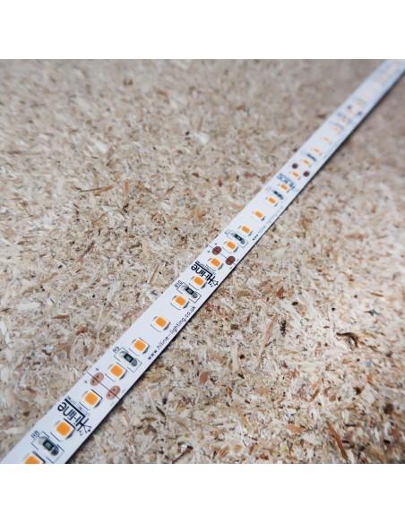 Extra Warm White LED Strip 24V-28.8W/m- IP00-CRI90-SMD2835
