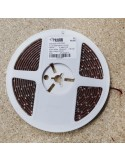 Warm White LED Strip SMD2835 IP65, 4.8W / 60 LEDS per meter, 5 meters roll