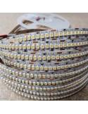 High density natural white LED Strip 240 LEDs / meter CRI 80+