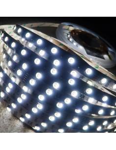 RGBW LED Strip (RGB+CW) 24V-14.4W/m- IP00-CRI80-SMD5050-10m Roll