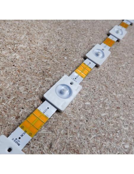 LED Modul für Hintergrundbeleuchtung 12V 0.72W 55Lm Weiß 7000K 170° IP65