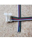 12mm RGBW solderless connector