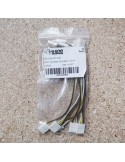 10mm CCT tuneable strip to strip extension with 15cm cable (pack of 5)