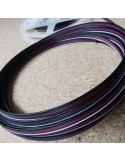 rgbw flexible cable 0.5mm 5 cores