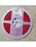 2 cores Red/Black LED strip wire AWG 18, 10m roll