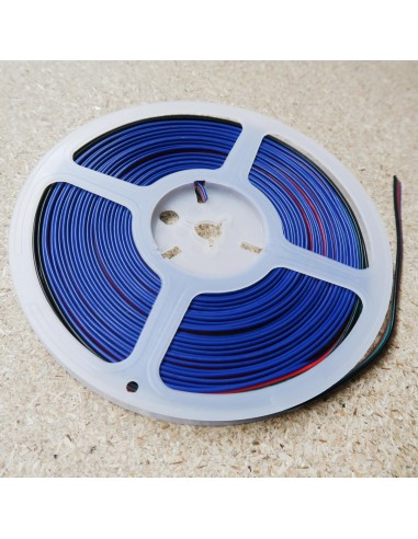 wire for rgb strips