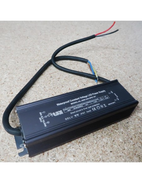 "LED Driver ""Premium series"" 30W 24V IP67"