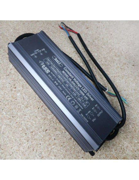 DALI LED Driver 24V 100W IP67