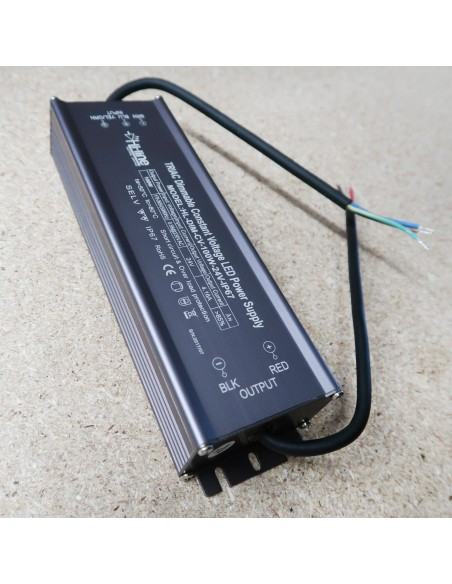 """Mains dimmable"" LED Treiber 24V 100W IP67"