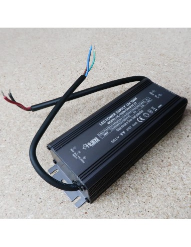 12V LED Driver 100 Watt IP67
